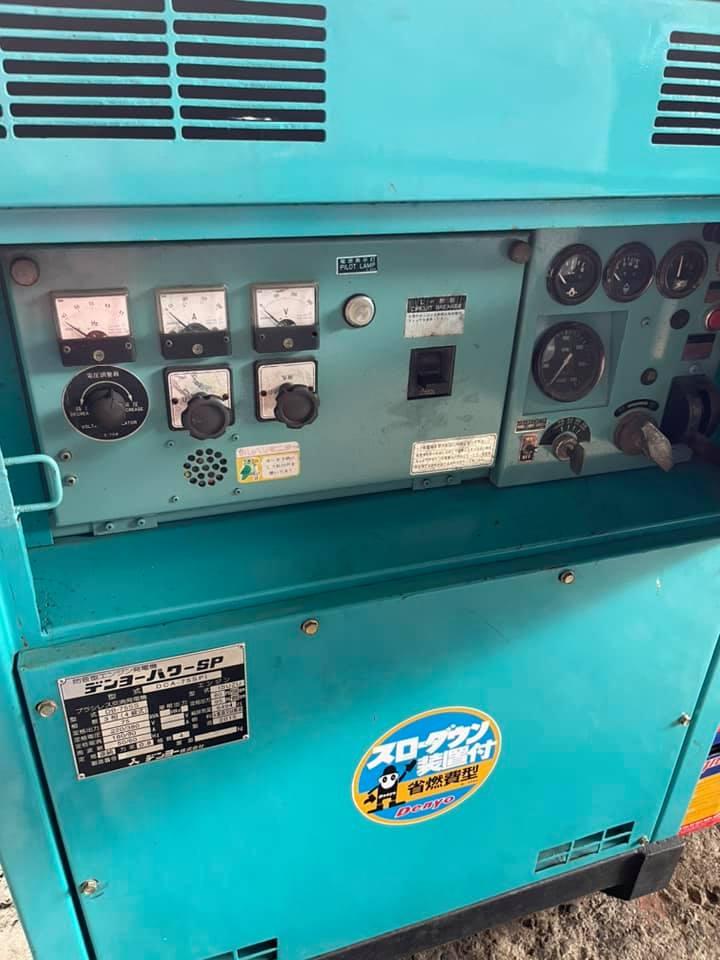 75kva Denyo bảng điều khiển