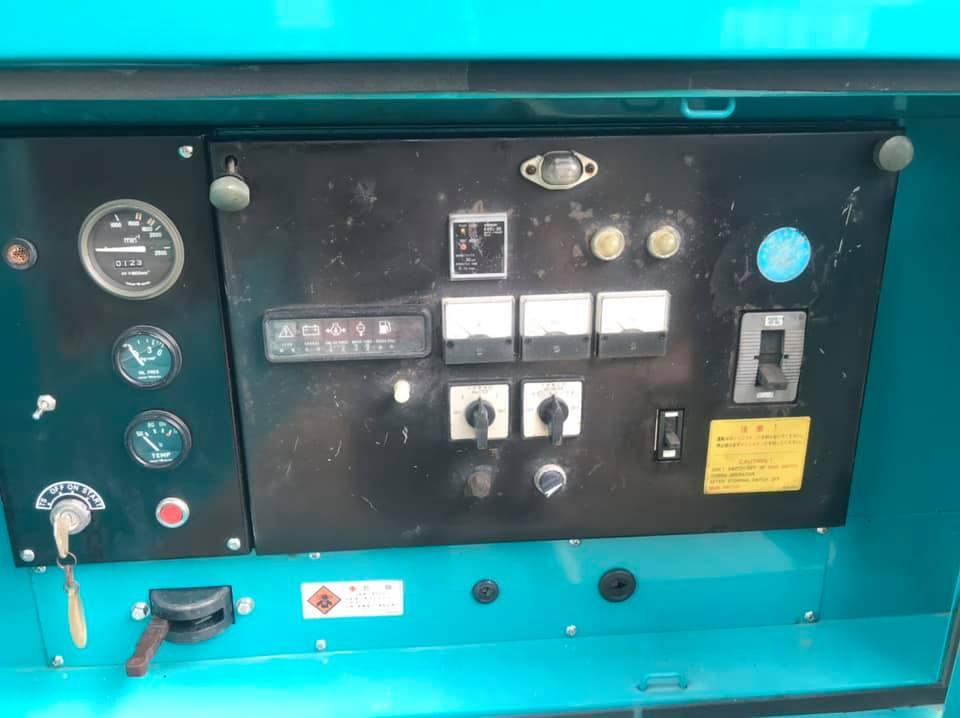 Bảng điều khiển máy phát điện 100kva