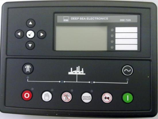 Bộ điều khiển máy phát điện
