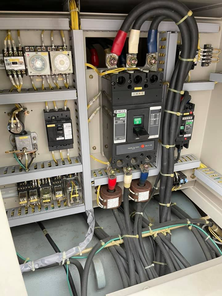 Bo mạch máy phát điện 400kva