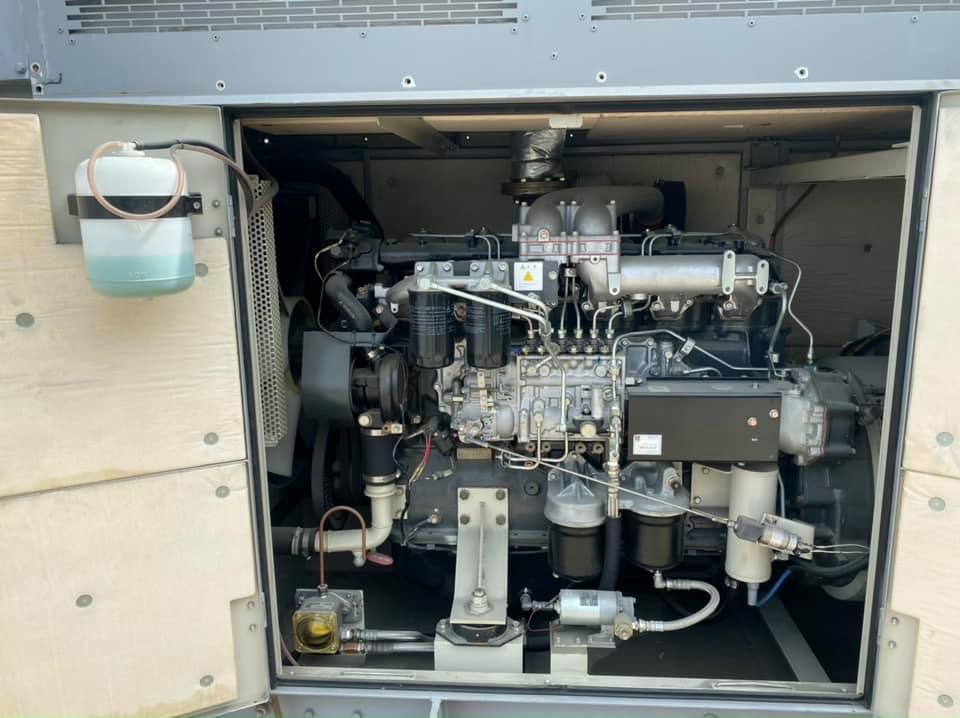 Động cơ máy phát điện 30kva