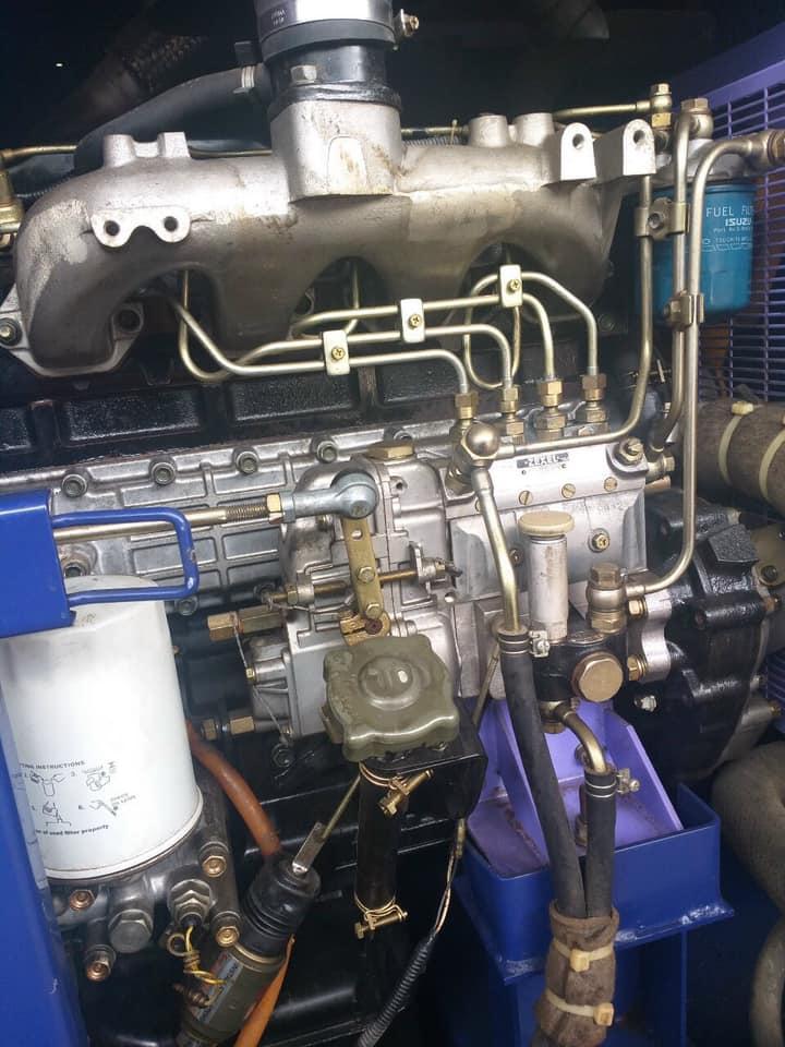 Động cơ máy phát điện 600kva