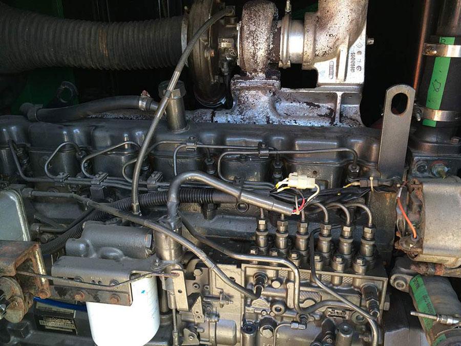 Động cơ máy phát điện John Deere