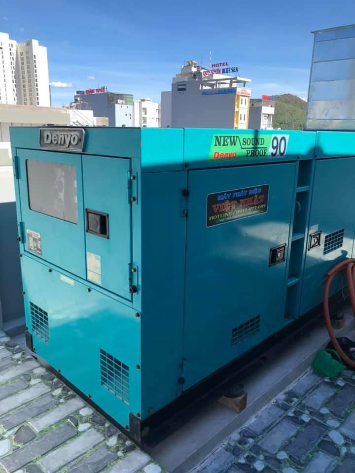 Máy phát điện Denyo 90kva