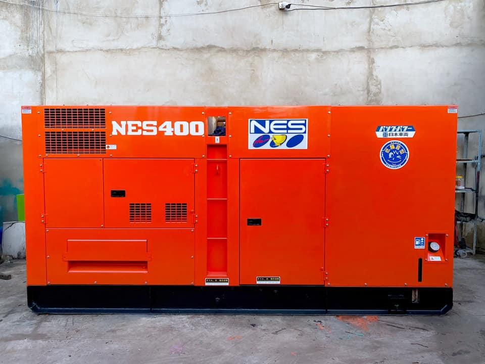 Máy phát điện Nhật 400kva