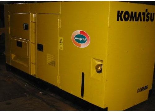 Máy phát điện Komatsu 200KVA