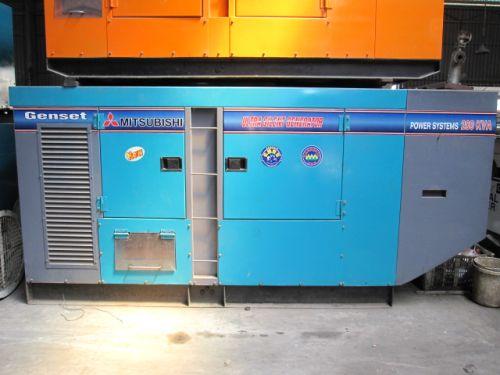 Máy phát điện Mitsubishi 200KVA