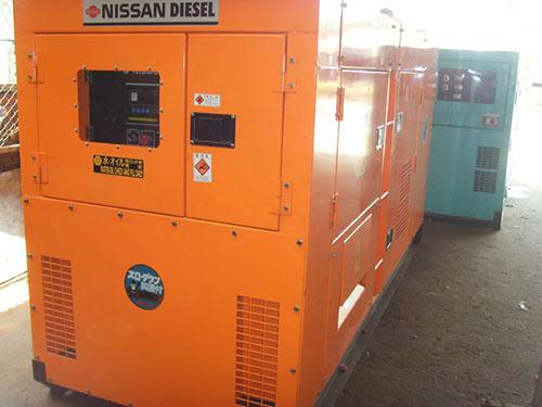 Máy phát điện Nissan 200KVA