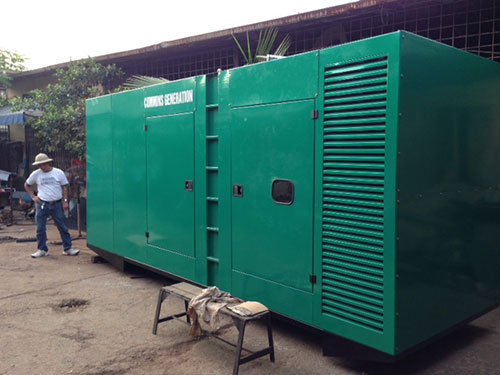 Máy phát điện Cummins 500KVA