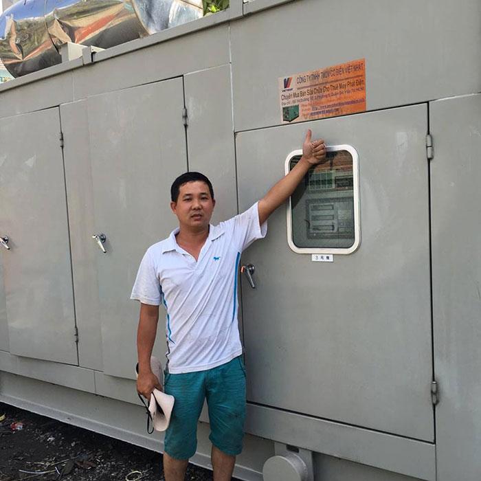 bán máy phát điện giá rẻ tại TPHCM