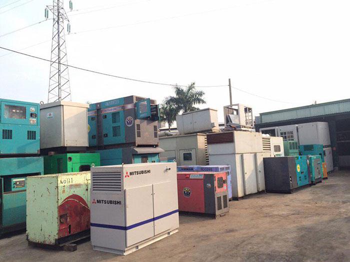 Bán máy phát điện các loại tại TPHCM