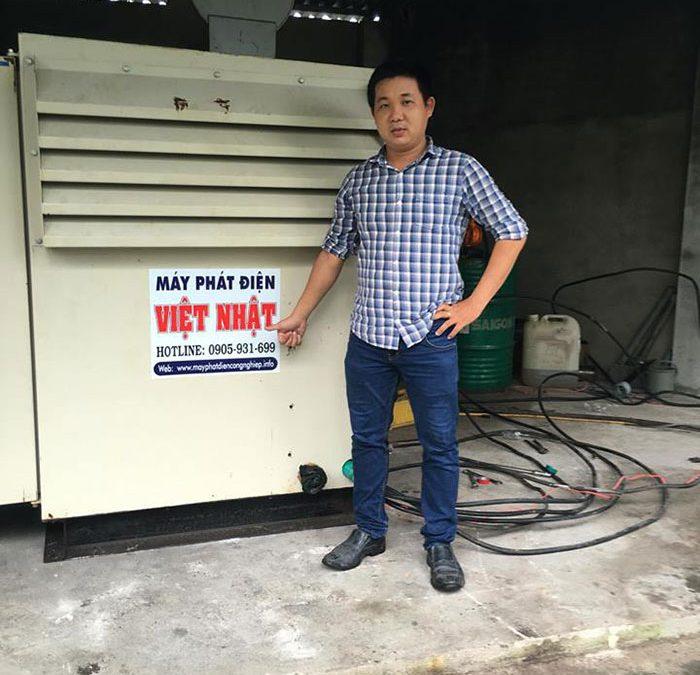 Chọn nơi bán máy phát điện giá rẻ tại TPHCM