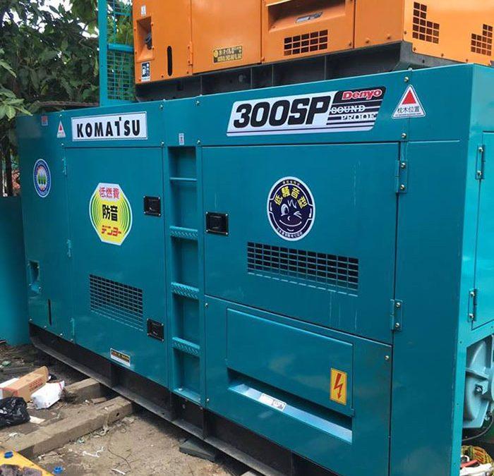 Công ty bán và cho thuê máy phát điện giá rẻ tại TPHCM