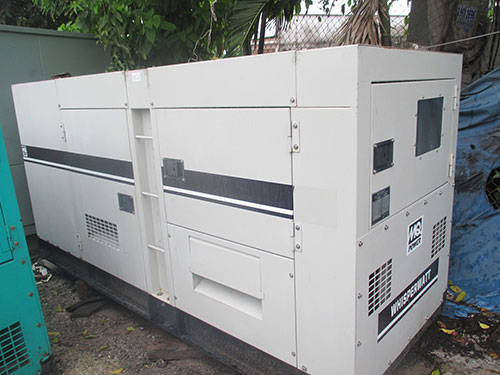 Máy phát điện Hino 100KVA