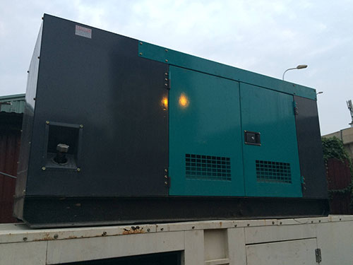 Máy phát điện Isuzu 60kva