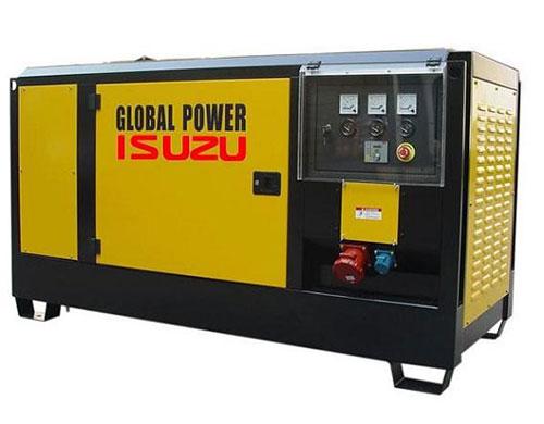 Máy phát điện Isuzu 80KVA