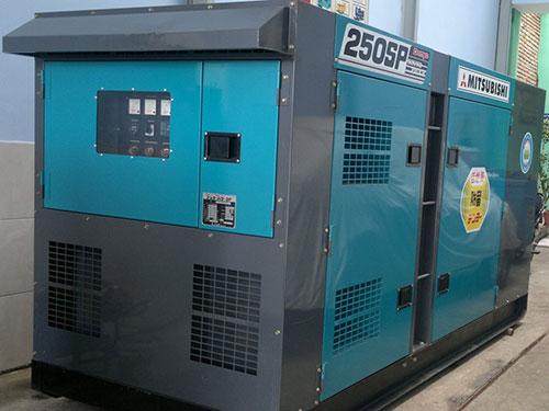 Máy phát điện mitsubishi 250kva