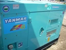 Máy phát điện Yanmar 20KVA